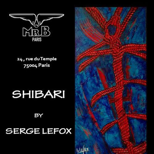 AFFICHE SHIBARI