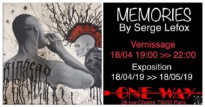 memories by serge lefox
